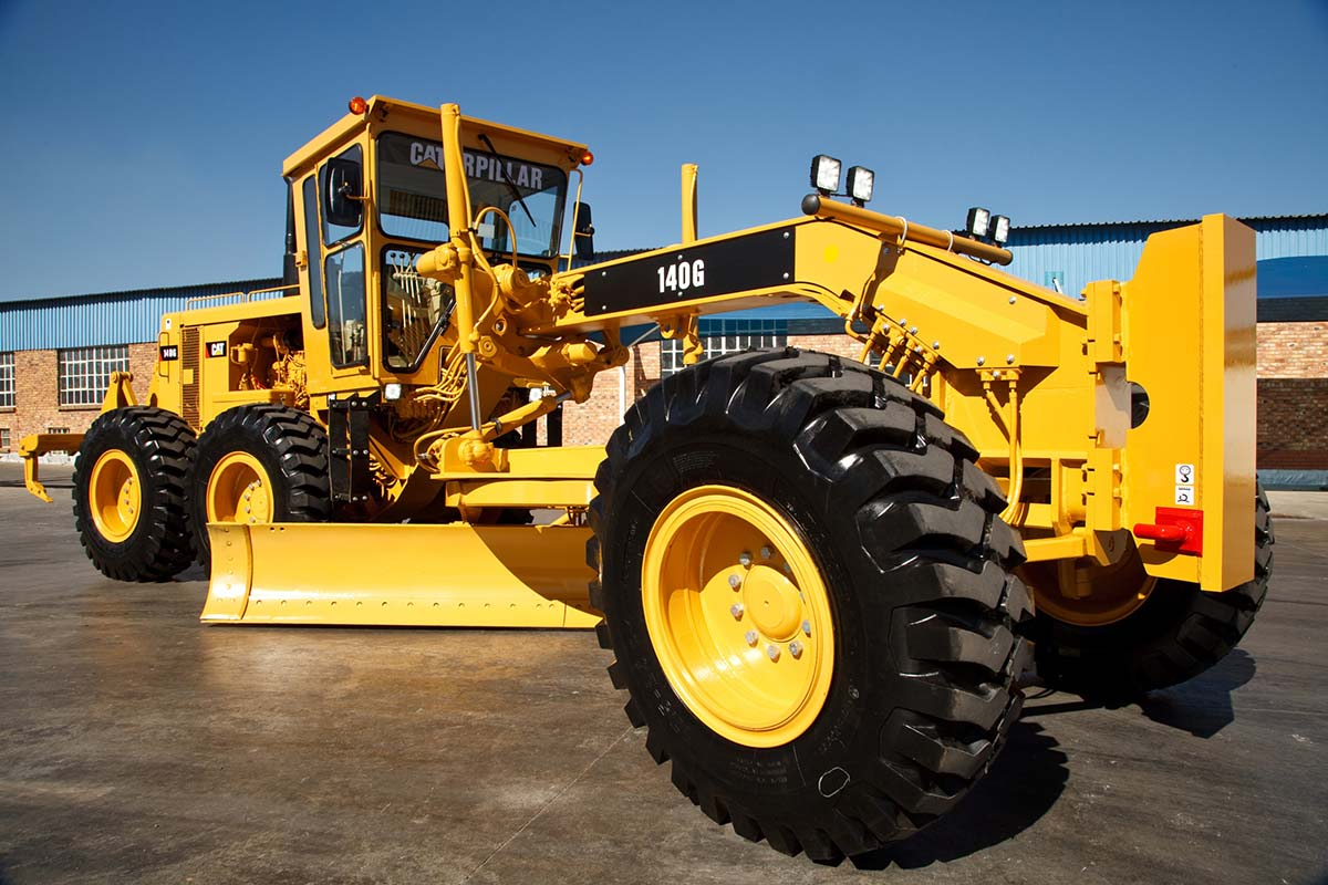 caterpillar 140G grader south africa