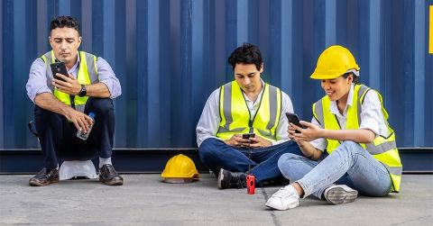 downtime on construction sites