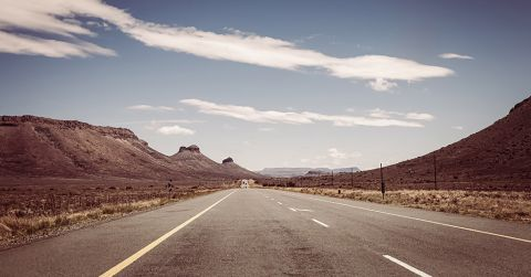 south african road