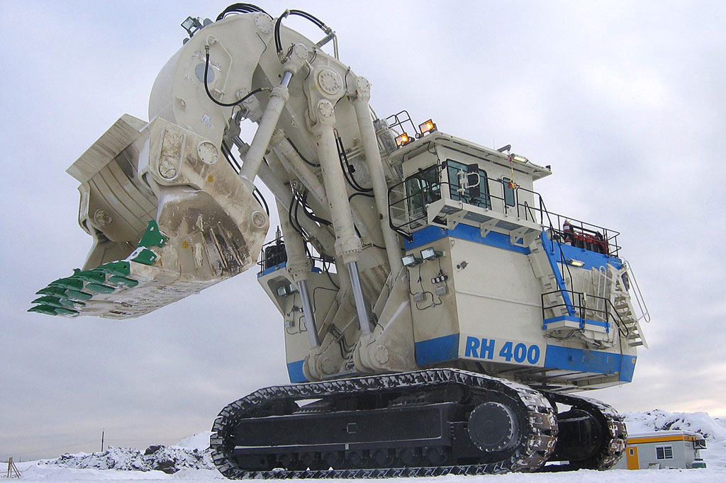 Monster Earth Moving Equipment Kh Plant