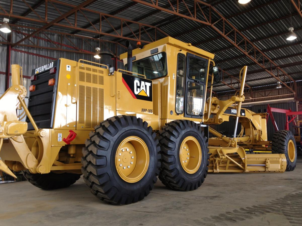 Cat 140H grader for sale in South Africa ...