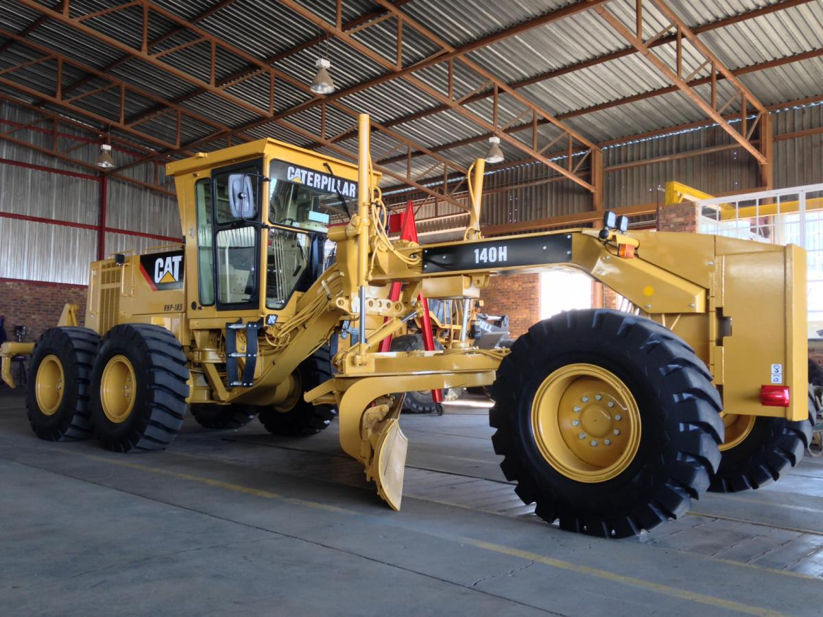 Cat 140h Graders For Sale In South Africa Kh Plant
