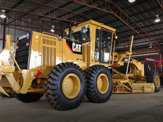 Cat 140H grader for sale in South Africa