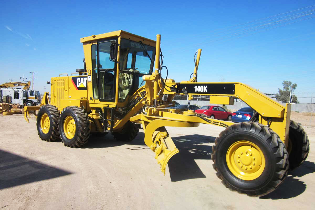 Caterpillar 140K Grader for Sale
