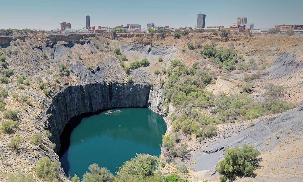 South Africa's Biggest Open Pit Mines | KH Plant